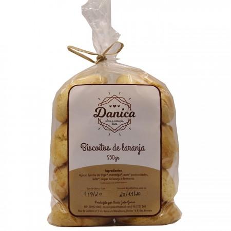 Biscoitos de Laranja 250g
