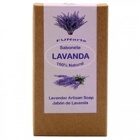 Sabonete Artesanal Lavanda 100/110g
