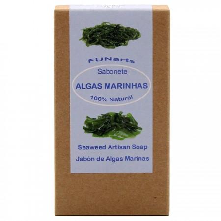 Sabonete Artesanal Algas Marinhas 100/110g