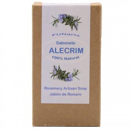 Sabonete Artesanal Alecrim 100/110g