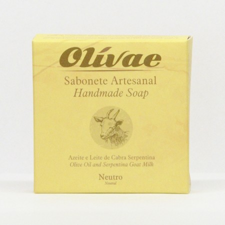 Sabonete Artesanal Neutro 25g