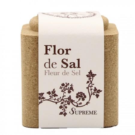 Saleiro em Cortiça com Flor de Sal Natural 150g