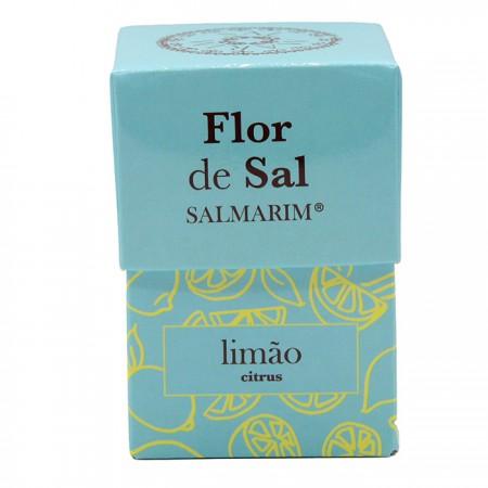 Flor de Sal Limão 100g