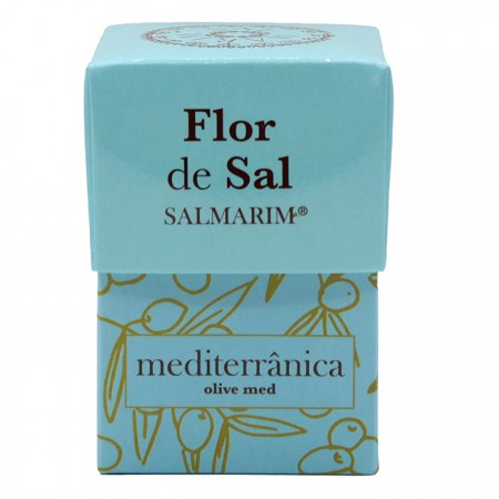 Flor de Sal Mediterrânica 100g