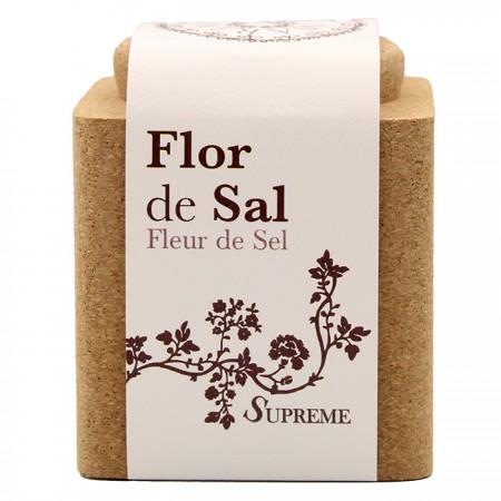 Saleiro em Cortiça com Flor de Sal Natural 70g
