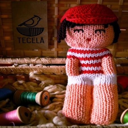 Bonecos em Tricô | Juju